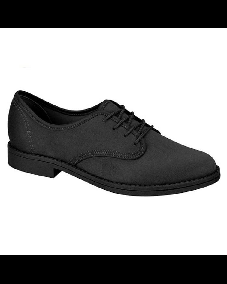 Zapato Oxford Beira Rio Negro 4170-300-5881-15745
