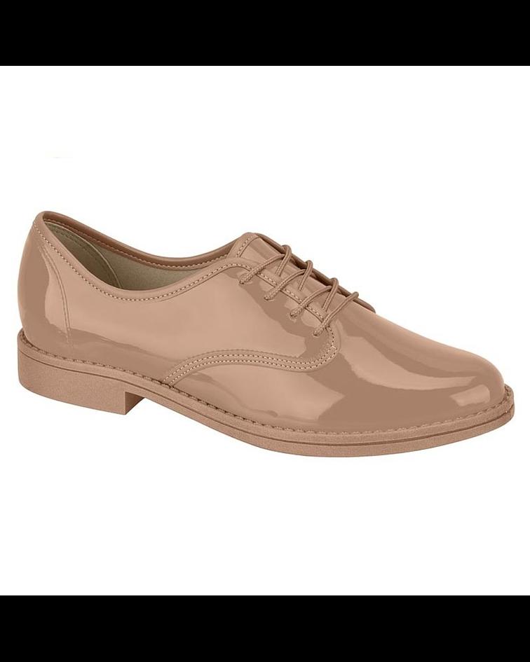 Zapato Oxford Beira Rio Nude 4170-300-13488-52531