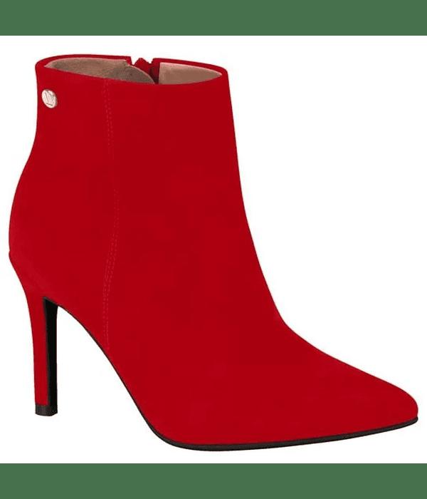 Botín Vizzano Rojo Glamour 3049-219-14220-53371