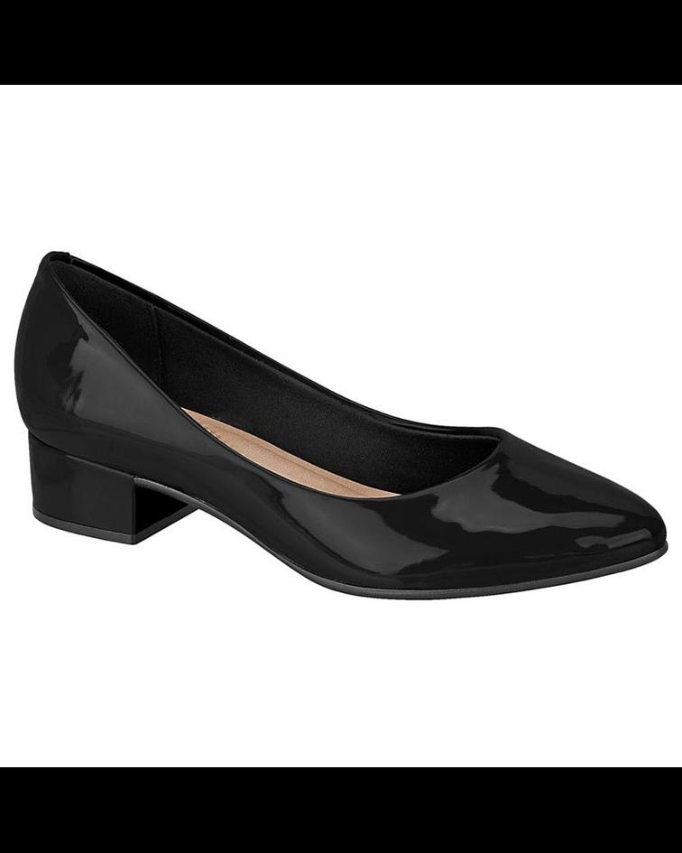 Zapato Negro Beira Rio 4244-100-13488-15745