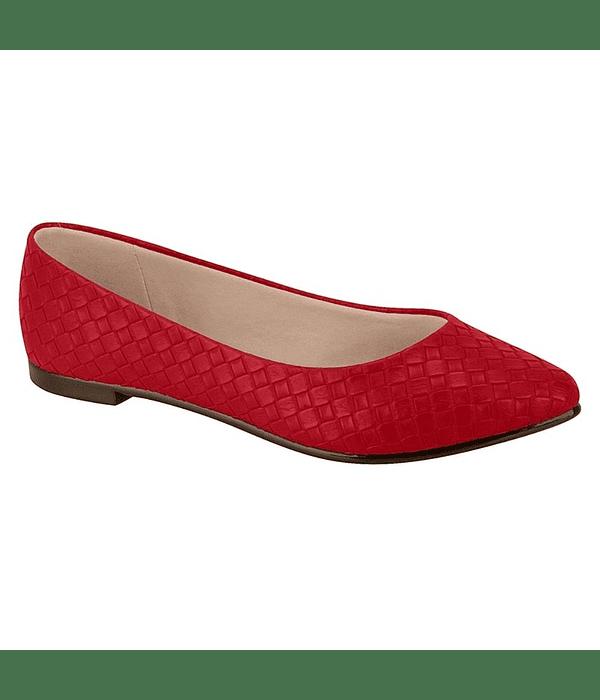 Ballerina Moleca Rojo 5635-100-20045-46175