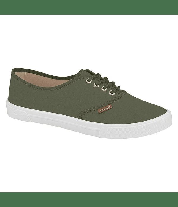Zapatilla Verde Moleca 5296-328-18923-46177