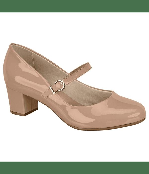 Zapato Nude Beira Rio 4777-375-13488-52531