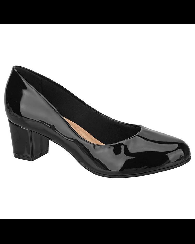 Zapato Negro Beira Rio 4777-309-13488-15745