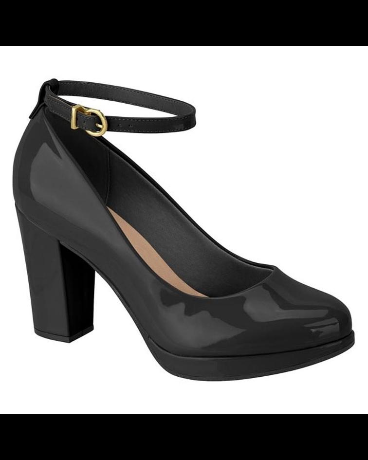 Zapato Negro Beira Rio 4249-101-13488-15745
