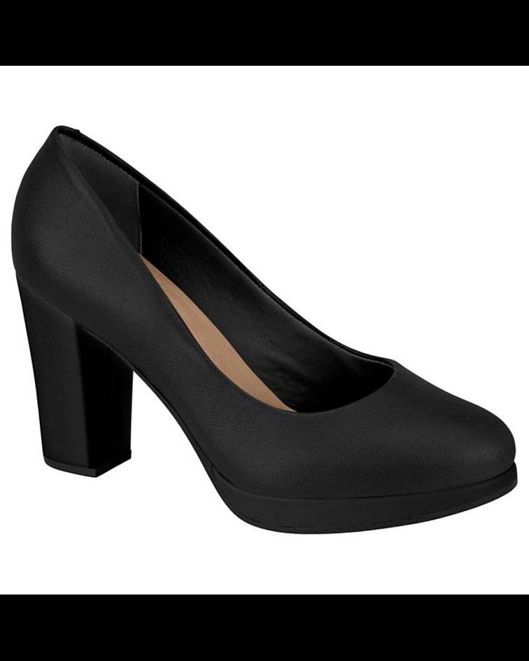 Zapato Negro Beira Rio 4249-100-9569-15745