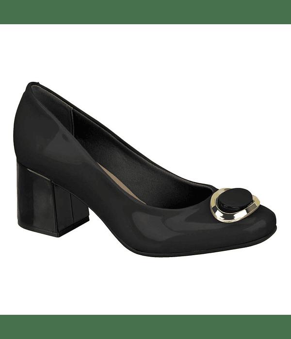 Zapato Negro Beira Rio 4245-102-13488-15745