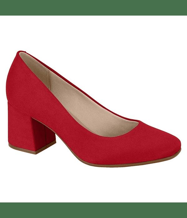 Zapato Rojo Beira Rio 4245-100-14220-46175
