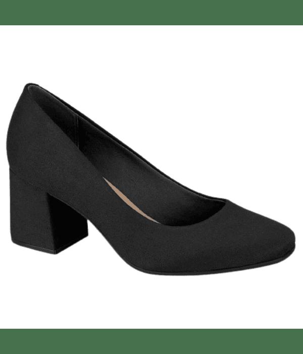 Zapato Negro Beira Rio 4245-100-14220-15745