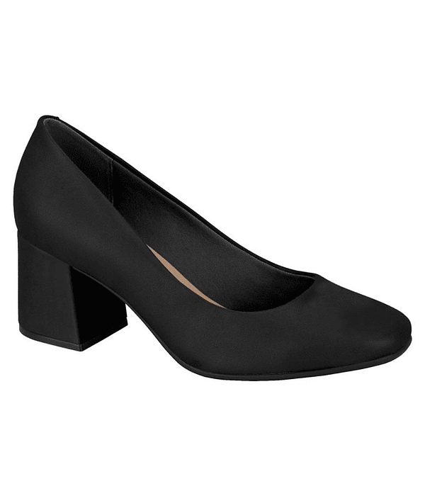 Zapato Negro Beira Rio 4245-100-9569-15745