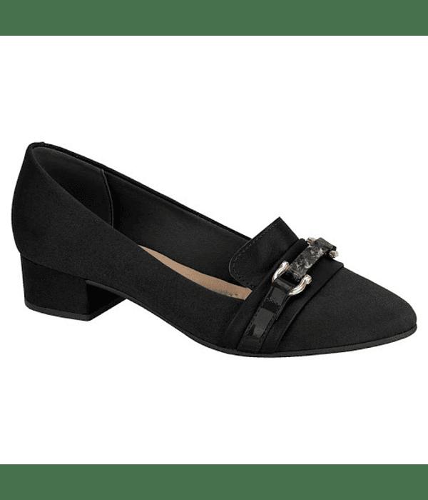 Zapato Negro Beira Rio 4244-104-10978-15745