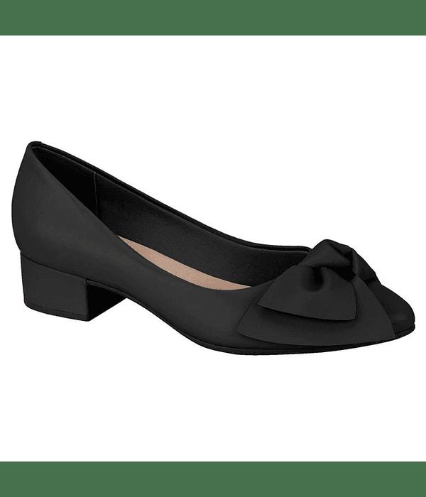 Zapato Negro Beira Rio 4244-103-18462-15745