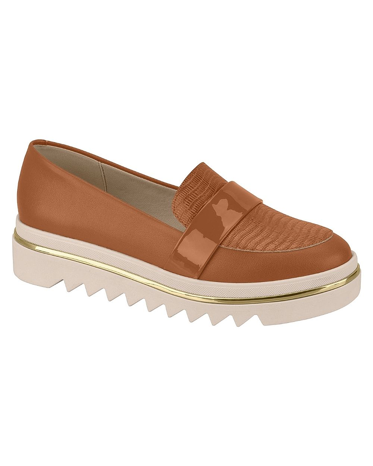 Zapato Oxford Beira Rio Camel 4219-404-20800-72381