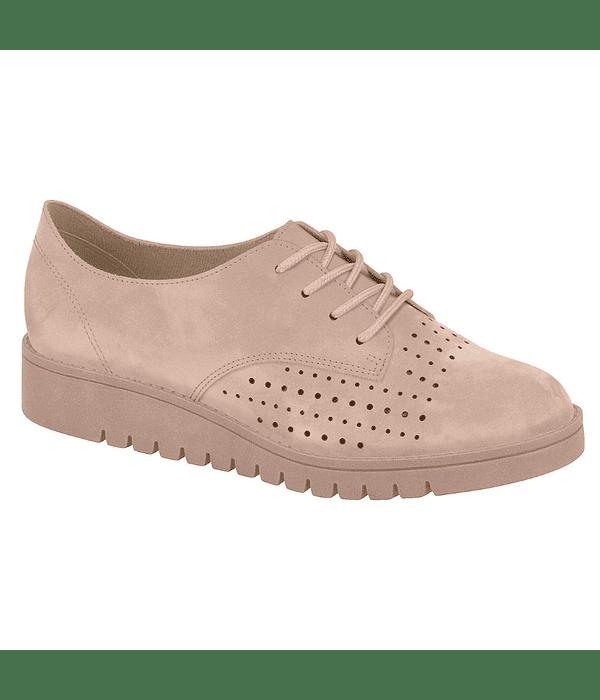 Zapato Oxford Beira Rio Rosa 4174-328-14220-53252