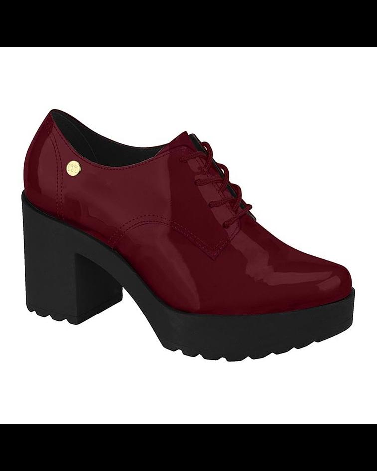 Zapato Oxford Moleca Vino Premium 5647-211-13488-65457