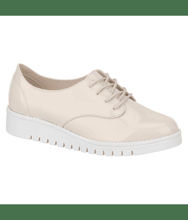 Zapato Beira Rio Crema Premium 4174-319-13488-61338