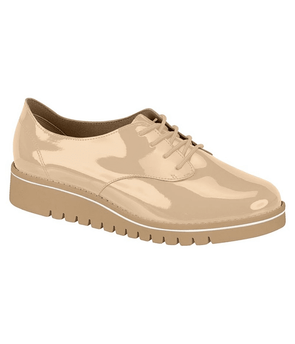 Zapato Oxford Beira Rio Beige 4174-419-13488-60995