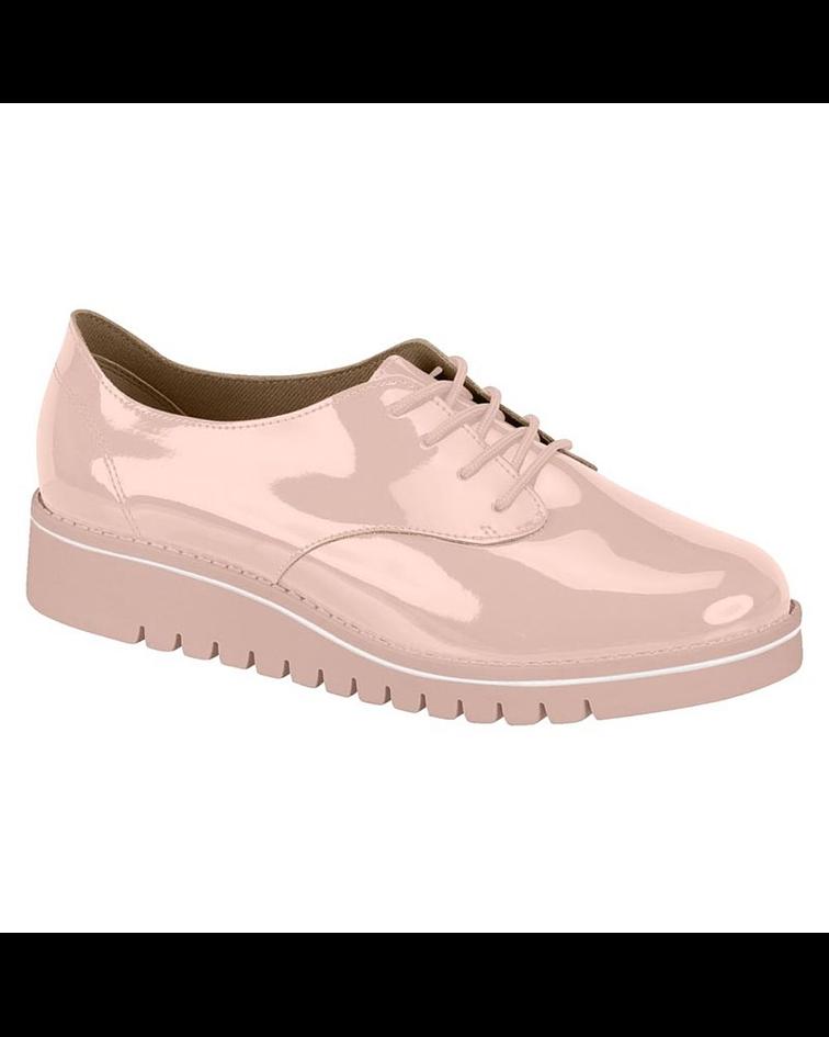 Zapato Oxford Beira Rio Rosa Premium 4174-419-13488-55124