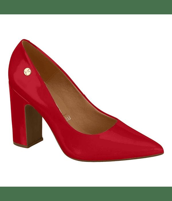 Zapato de Vestir Vizzano Rojo 1285-400-13488-46175