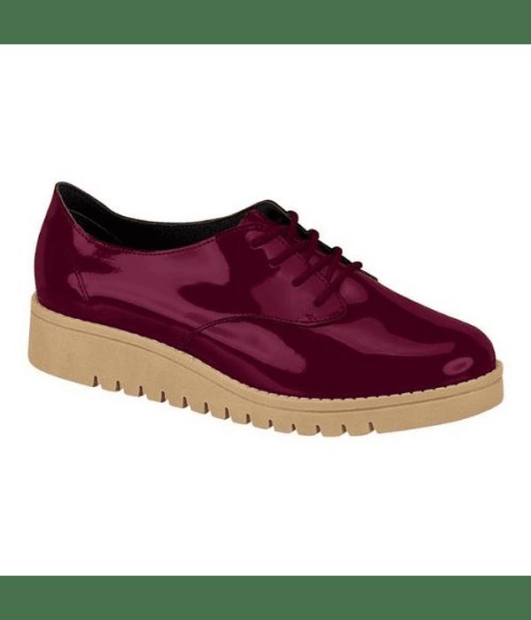 Zapato Oxford Beira Rio Vino 4174-319-13488-65457