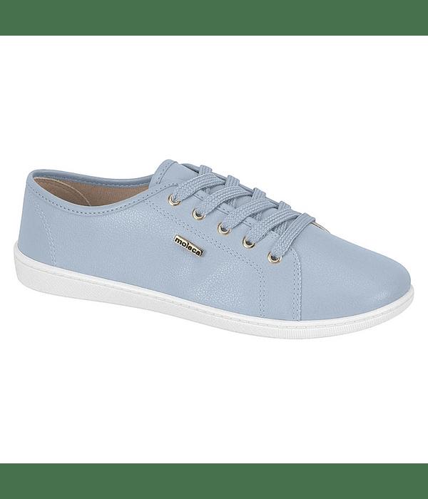 Zapatilla Moleca Celeste Jeans 5605-449-12526-76086