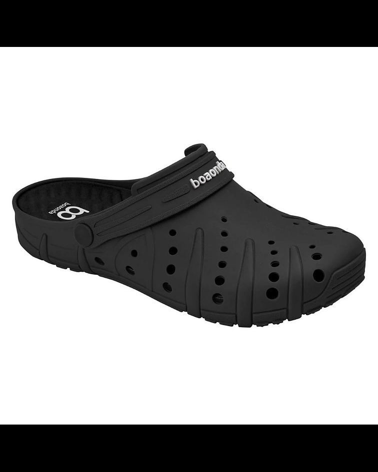 Clog Hombre Negro 1315-BEN-100-001001