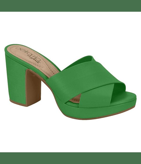 Sandalia Beira Rio Verde 8371-100-9569-82338
