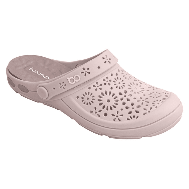 Clog Mujer Rosa 1317-NELLIE-123-004