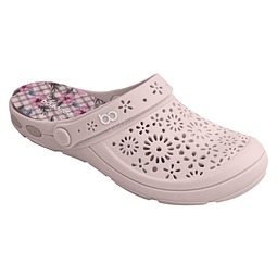 Clog Mujer Rosa 1317-NELLIE-124-003