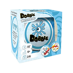 Dobble Impermeable - Juego de Mesa - Español