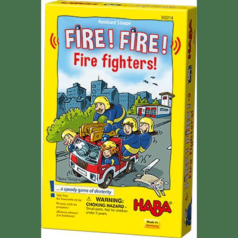 Fire! Fire! Fire Fighters - Español