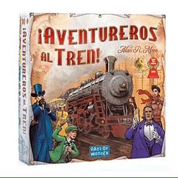 Aventureros al Tren - Español