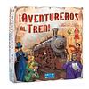 Aventureros al Tren - Juego de Mesa - Español