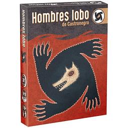 Hombres Lobo de Castronegro (Blister) - Juego de Mesa - Español