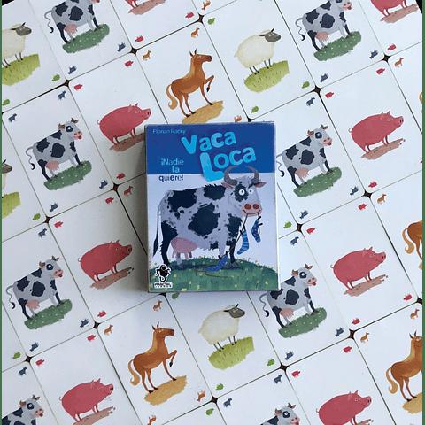 Vaca Loca - Juego de Mesa - Español
