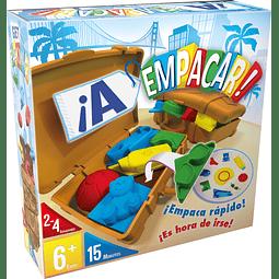 ¡A Empacar! - Juego de Mesa - Español