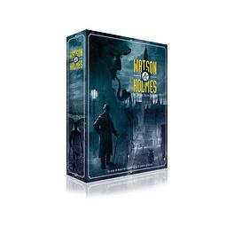 Watson & Holmes 2da Edición - Juego de Mesa - Español