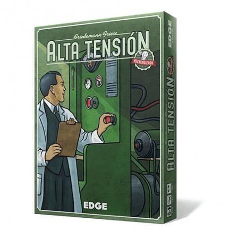 Alta Tensión Reenergizado - Juego de Mesa - Español