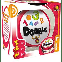 Dobble Formas y Numeros - Juego de Mesa - Español