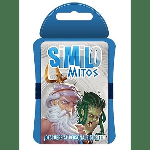 Similo: Mitos - Juego de Mesa - Español