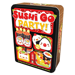 Sushi Go Party! - Español