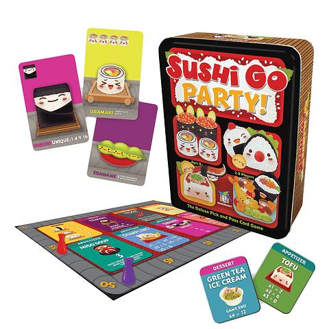 Sushi Go Party! - Español