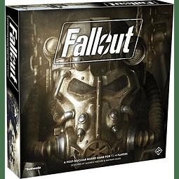 Fallout: El juego de Tablero - Juego de Mesa - Español