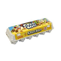 Crazy Eggz - Juego de Mesa - Español