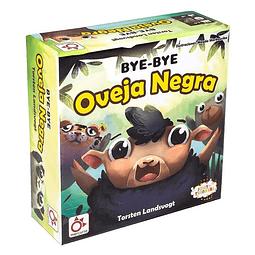 Bye - Bye Oveja Negra - Juego de mesa - Español