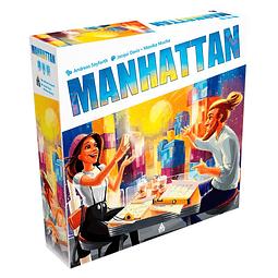 Manhattan - Juego de Mesa - Español