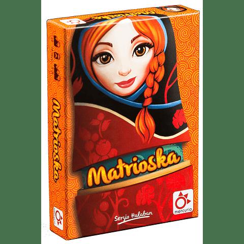 Matrioska - Juego de Mesa - Español