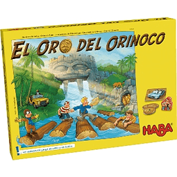 El Oro Del Orinoco - Juego de Mesa - Español