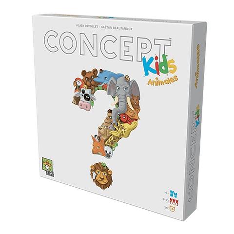 Concept Kids: Animales - Español