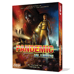Pandemic: ¡Al Límite! - Juego de Mesa - Español